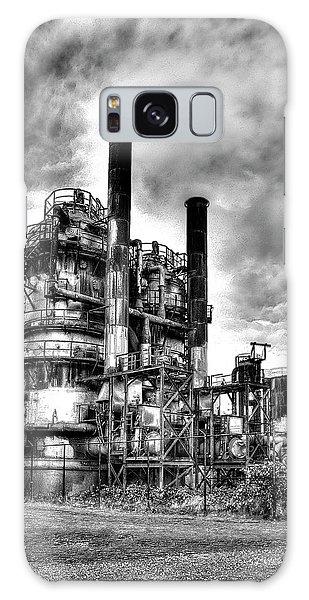 Gasworks Park, Seattle, Wa Galaxy Case by Greg Sigrist