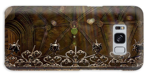 Gate To The Holy Spirit Chapel Galaxy Case