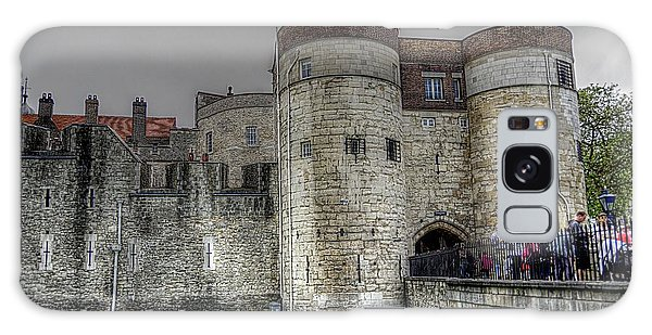 Gates To The Tower Of London Galaxy Case