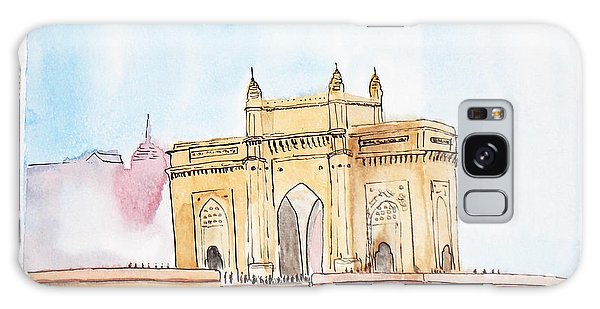 Gateway Of India Galaxy Case