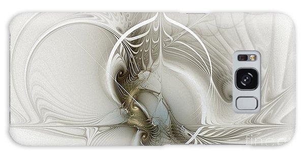 Gateway To Heaven-fractal Art Galaxy Case