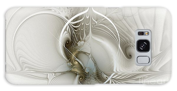 Gateway To Heaven-fractal Art Galaxy Case