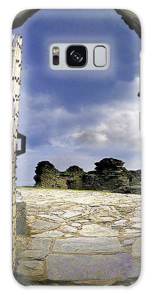 Gateway To The Castle  Galaxy Case