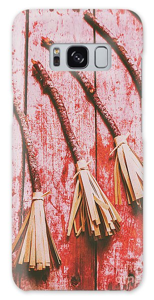 Gathering Of Evil Witches Still Life Galaxy Case by Jorgo Photography - Wall Art Gallery