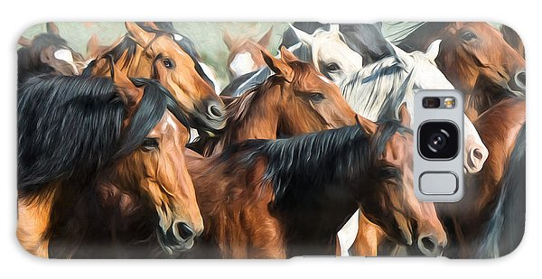 Gathering The Herd Galaxy Case