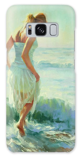 Strawberry Galaxy Case - Gathering Thoughts by Steve Henderson