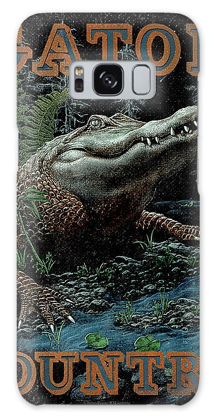 Gator Country Galaxy S8 Case