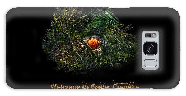Gator Country  Galaxy Case