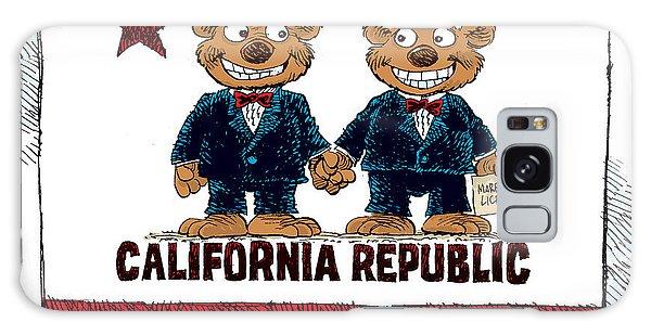 Gay Marriage In California Galaxy Case