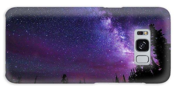 National Monument Galaxy Case - Gaze by Chad Dutson