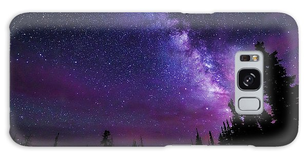Gaze Galaxy Case by Chad Dutson