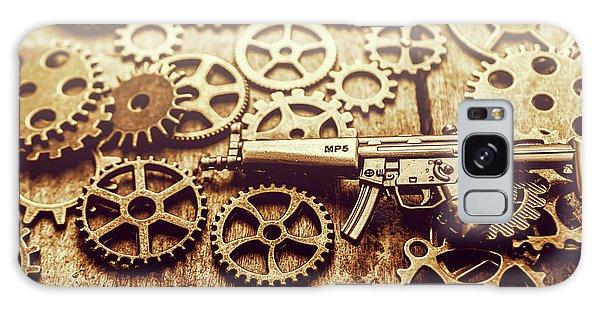 Warfare Galaxy Case - Gear Of Weapon Design by Jorgo Photography - Wall Art Gallery
