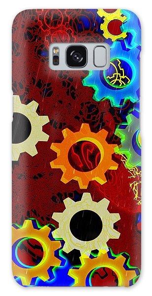 Gears 1 Galaxy Case
