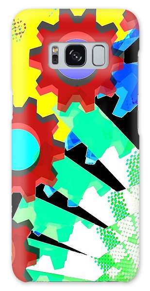 Gears 5/ Flowers Galaxy Case