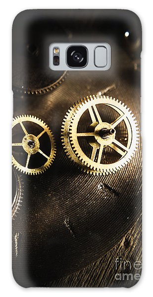 Metal Galaxy Case - Gears Of Automation by Jorgo Photography - Wall Art Gallery