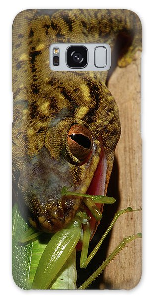 Gecko Feed Galaxy Case