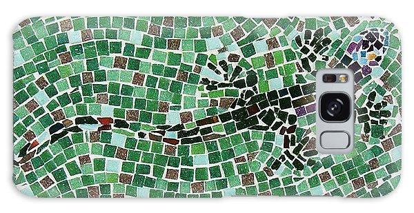 Gecko Galaxy Case by Jamie Frier