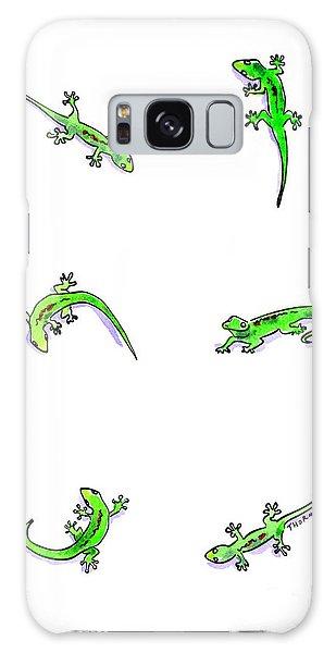 Gecko Play Galaxy Case