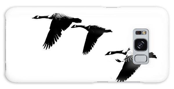 Geese Galaxy Case