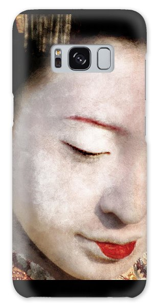 Geisha Girl Galaxy Case by Pennie  McCracken
