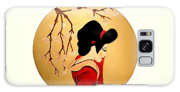Geisha Girl Galaxy Case