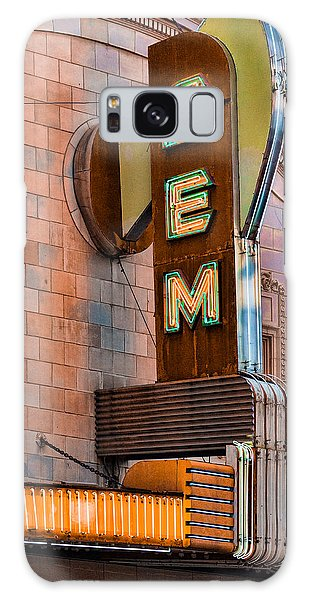Gem Theater In Kansas City Galaxy Case