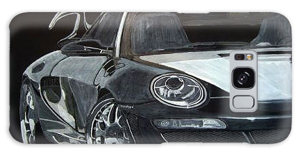 Gemballa Porsche Right Galaxy Case