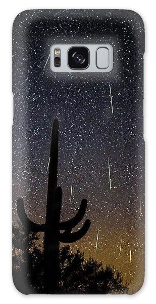 Geminid Meteor Shower #2, 2017 Galaxy Case