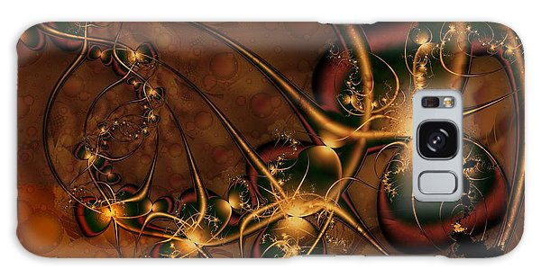 Gems Unearthed Galaxy Case by Michelle H