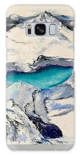Gemstone Lake Galaxy Case
