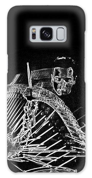 Gene Krupa Galaxy Case by Charles Shoup