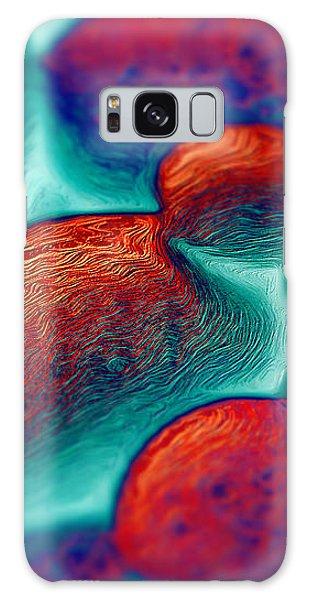 Gene Pool Red Galaxy Case