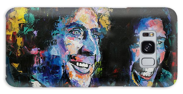 Gene Wilder And Richard Pryor Galaxy Case by Richard Day