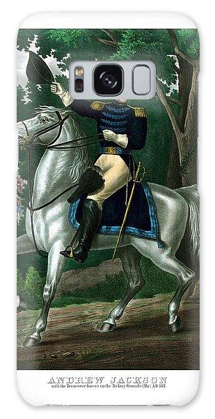 Warfare Galaxy Case - General Andrew Jackson On Horseback by War Is Hell Store