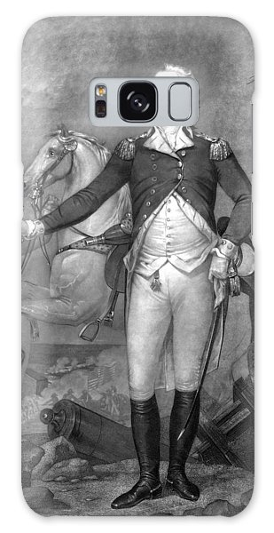 George Washington Galaxy Case - General George Washington At Trenton by War Is Hell Store