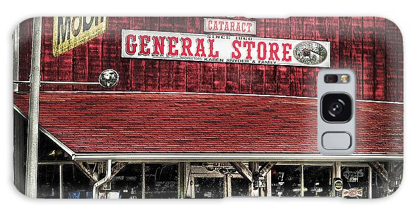 General Store Cataract In. Galaxy Case by Randall Branham