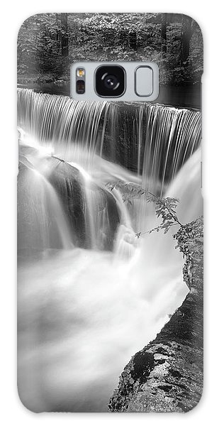 Galaxy Case featuring the photograph Gentle Process by Expressive Landscapes Fine Art Photography by Thom