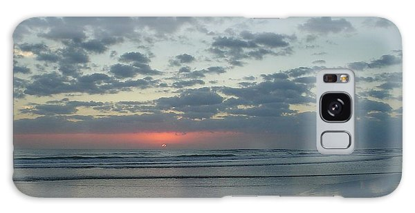 Gentle Sunrise Galaxy Case by Cheryl Waugh Whitney