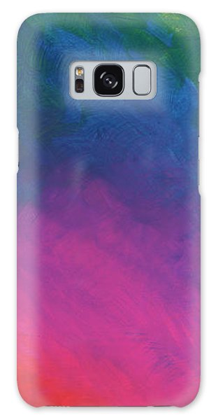 Gentle Wind Galaxy Case