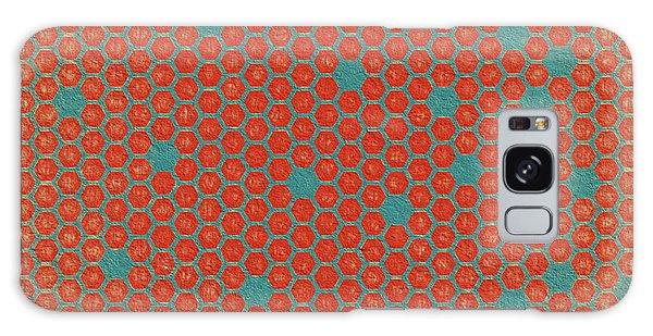 Geometric 1 Galaxy Case by Bonnie Bruno