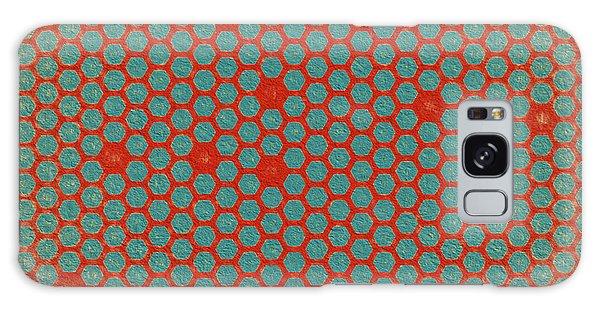 Geometric 2 Galaxy Case by Bonnie Bruno
