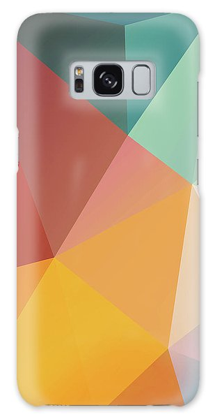 Galaxy Case - Geometric Xxix by Ultra Pop