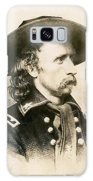 Battle Galaxy Case - George Armstrong Custer  by War Is Hell Store