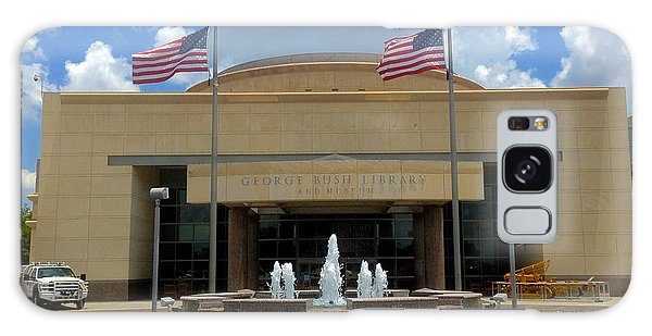 George Bush Library And Museum Galaxy Case