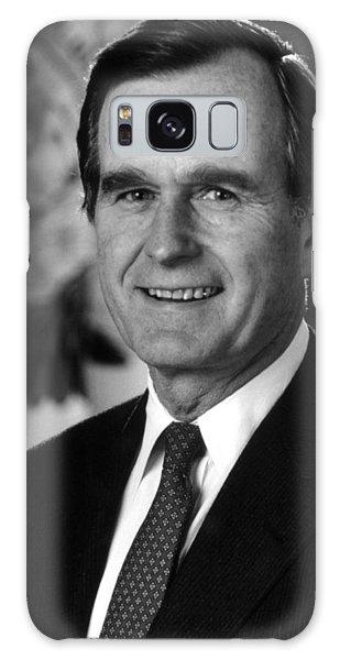 George Bush Sr Galaxy Case