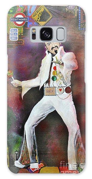 George Michael Gentlemen And Ladies Galaxy Case