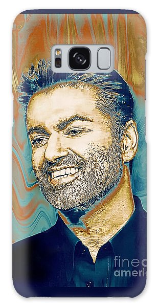 George Michael - Tribute  Galaxy Case
