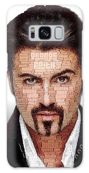George Michael Tribute Galaxy Case