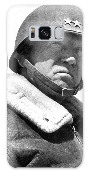 George S. Patton Unknown Date Galaxy Case
