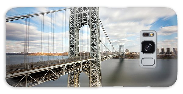George Washington Bridge Galaxy Case